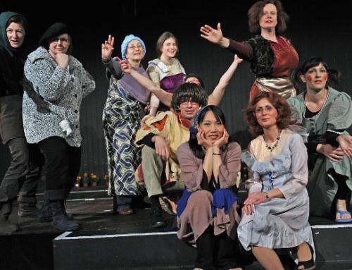 Theaterfortbildungen 2018
