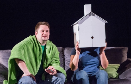 Fortbildung Theater: My Home is Zuhause