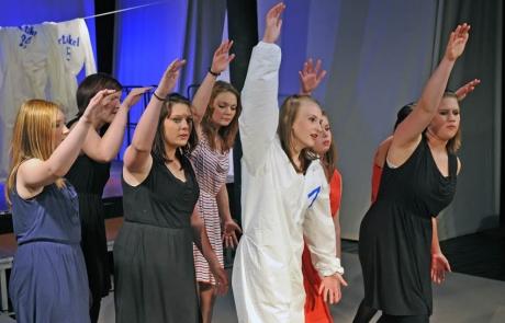 Theaterpädagokig & Arbeitsleben: Recht so!