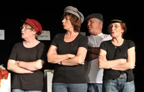 Theaterpädagogik & Generationen: Frühlingserwachen