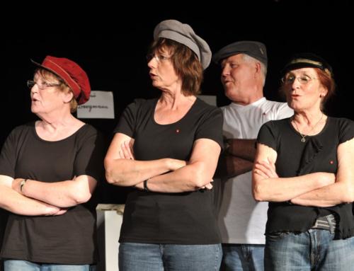 Fortbildung: Biografisches Theater bei Maike Plath
