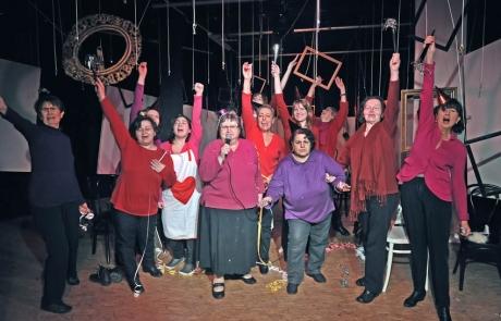 Theaterpädagogik & Generationen: Hauptsache, man hängt irgendwo!