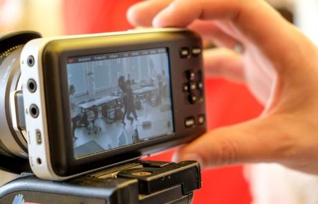 Theaterpädagogik & Medien: Ich sehe was, was Du nicht siehst!