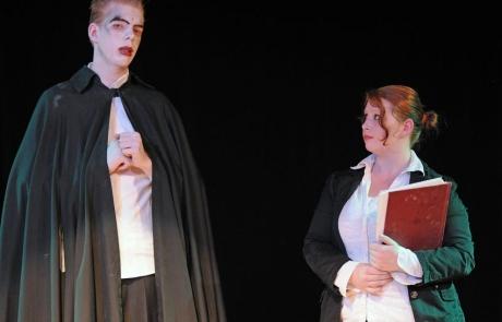 Theaterpädagogik & Prävention: HI Vampirus