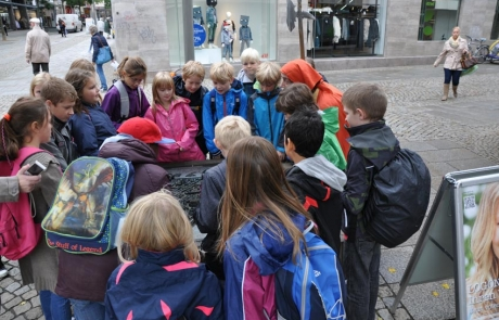 Theaterpädagogik & Projektentwicklung: Hille & Huck