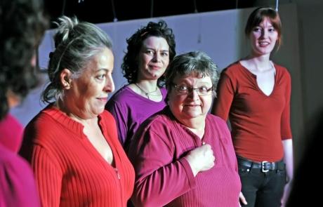 Theaterpädagogik & Soziokultur: Familienbande