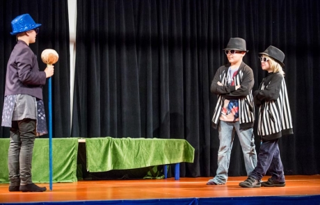 Theaterpädagogik & Soziokultur: Zeit