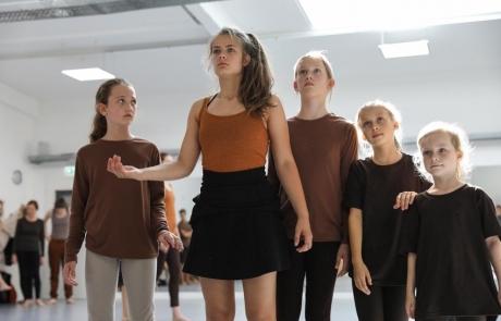 Theaterpädagogik & Neue Theaterformate: Telemann – Kann man das tanzen?