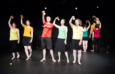 Theater Fortbildung Referenz Tanz und Choreografie