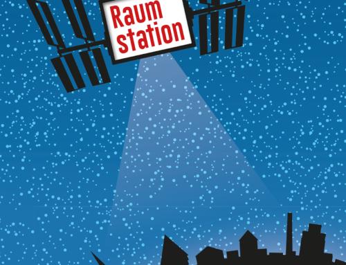 """Spielzeitprojekt: """"Raumstation"""""""