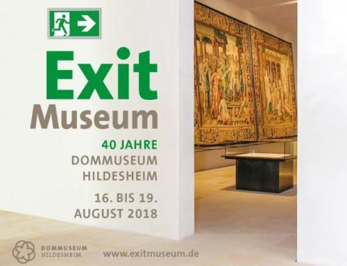 """Botschaft der Welt bei """"Exit Museum"""""""