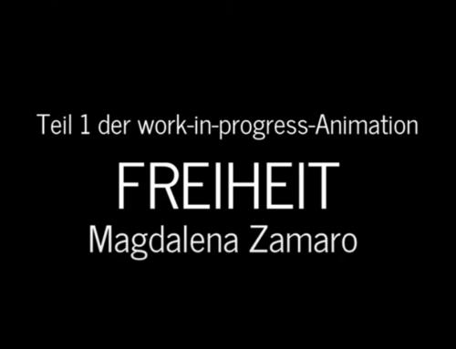 """Teil 1 der Animation zu """"Freiheit"""""""