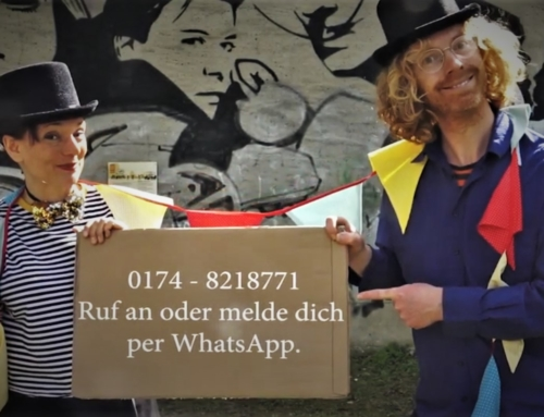 Nordstadtzirkus- Manege frei!