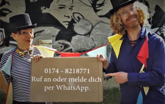 Zirkus in Hildesheim
