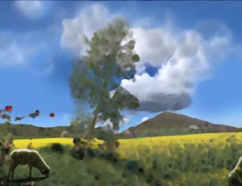 """Teil 7 des Animationsfilms """"Freiheit"""""""